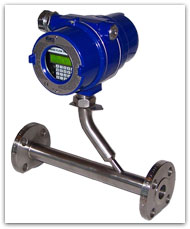 Kurz In-line Mass Flow Meter