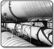 Air-Flow Large Ducts