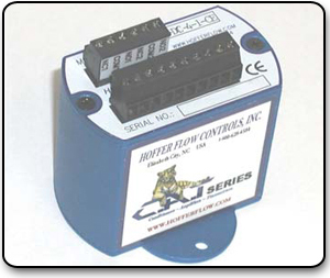 flow conditioners, amplifiers, and transmitters