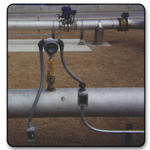 DIGESTER GAS FLOW MEASUREMENT